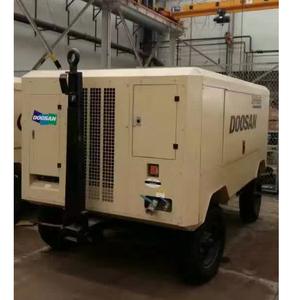 斗山SHP825柴油移动螺杆空压机