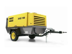 阿特拉斯XAS186柴移螺杆空压机